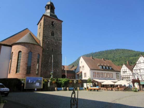 Annweiler Rathausplatz