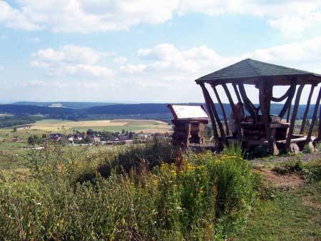 Aussichtspunkt Eifel