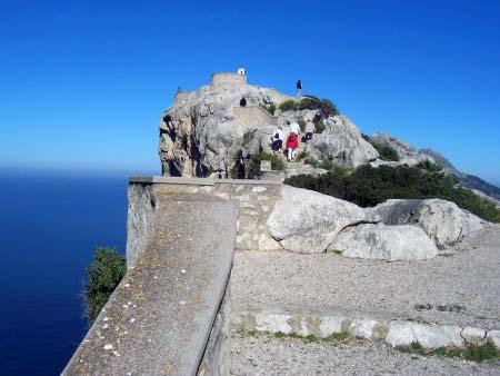 Aussichtspunkt Formentor