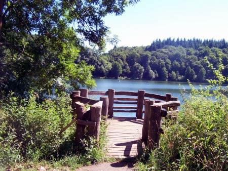 Aussichtspunkt Holzmaar