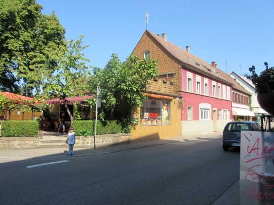Kurtalstraße / Weinstraße