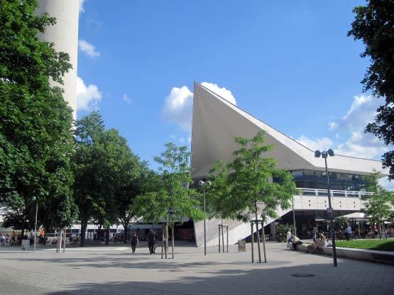 Berlin am Fernsehturm