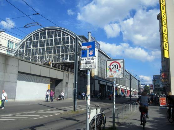 Berlin Bahnhof Alexanderplatz