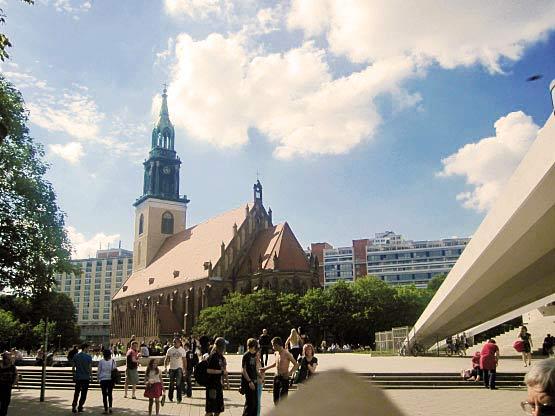 Marienkirche am Fernsehturm, Berlin