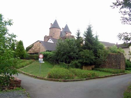 Bertradaburg Eifel
