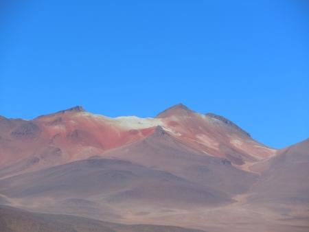 Bolivien - Montaña de 7 colores