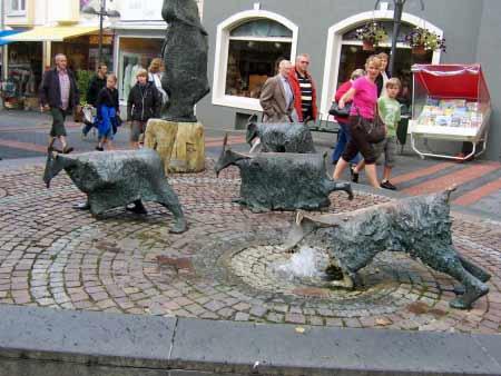Brunnen Bitburg