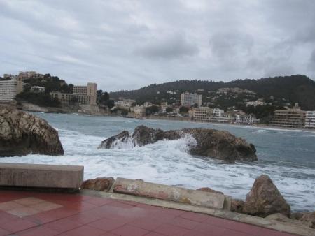 Bucht Paguera Mallorca