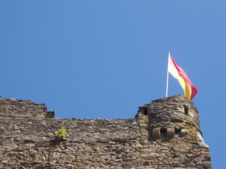Burgturm Manderscheid
