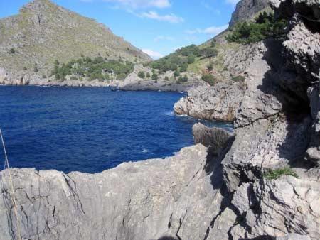 Cala de Sa Calobra Mallorca