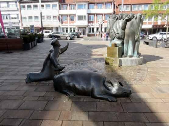 Eberborg-Brunnen