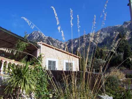 Denia Tramuntana Gebirge
