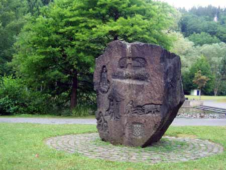Denkmal Kurpark