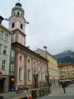 Die Spitalskirche