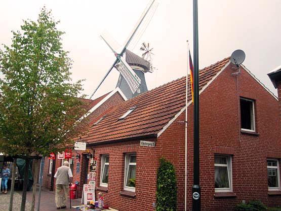 Das kleine Lädchen mit der Windmühle