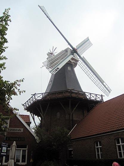 Ditzum Mühle, Windmühle