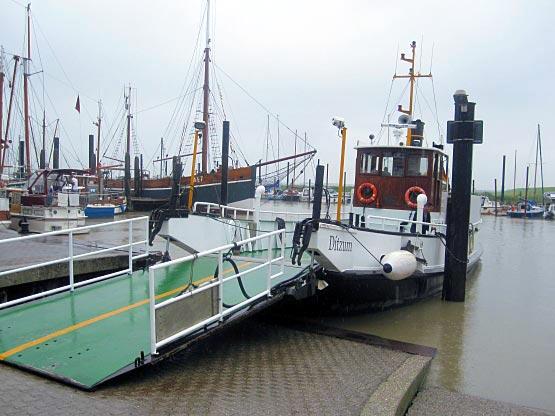 Schiffsrampe