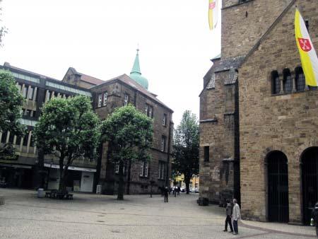 Dom Vorplatz Minden
