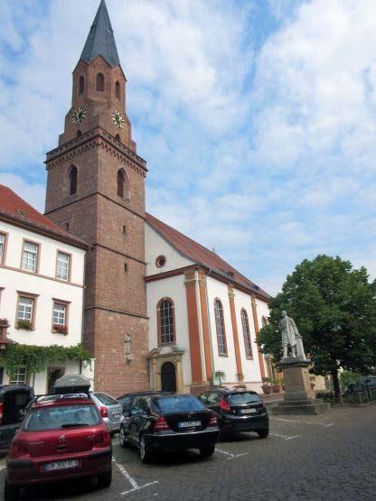 Kirche Edenkoben