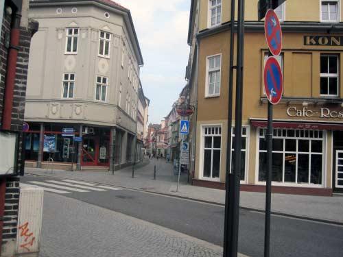 Eisenach Fußgängerzone