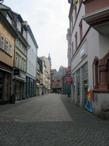 Eisenach Innenstadt