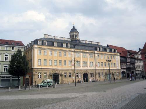 Das Eisenacher Stadtschloss