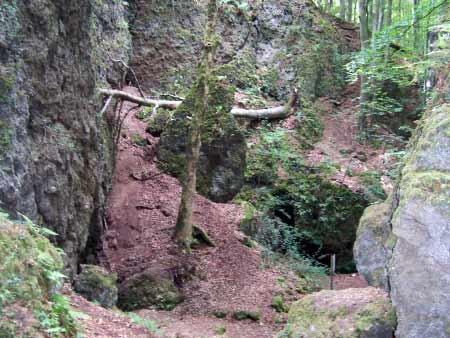 Eishöhlen Birresborn