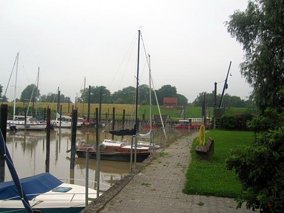 Ems Segelhafen