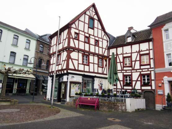 Zentrum, Innenstadt von Euskirchen