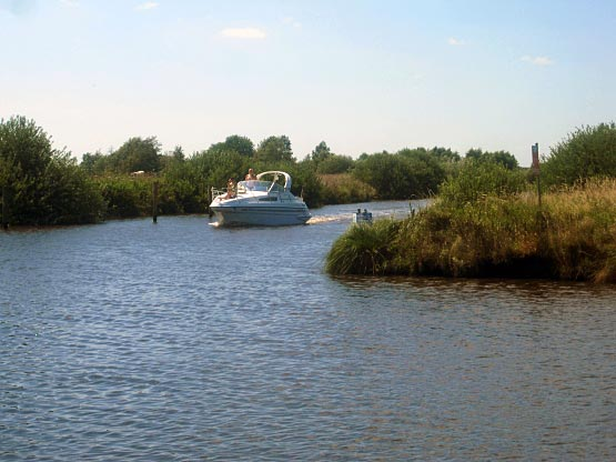 Boote Ostfriesland