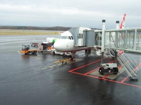 Flugzeug Mallorca