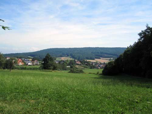 Frankenwald wandern