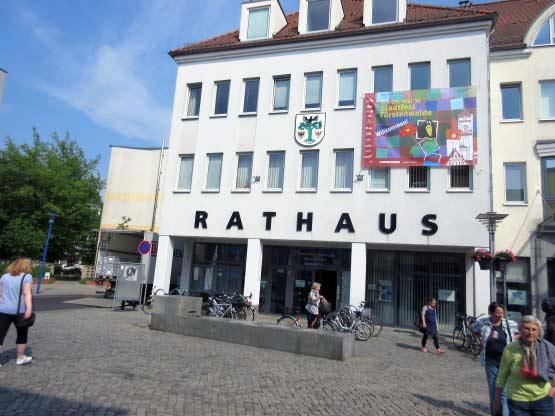 Fürstenwalde Rathaus