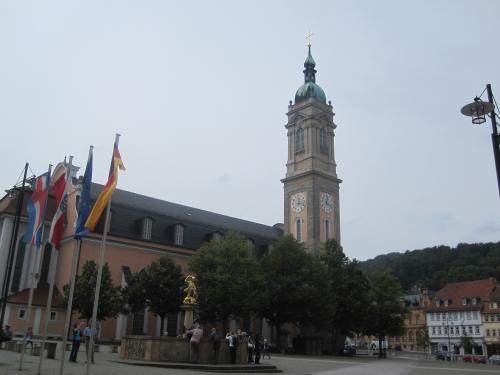 Georgenkirche mit Georgsbrunnen