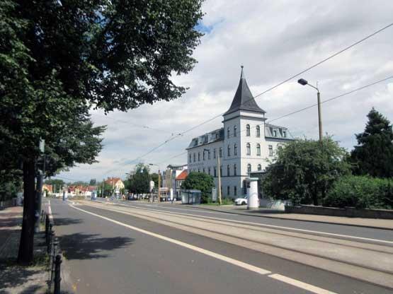 Gotha, Huttenstraße