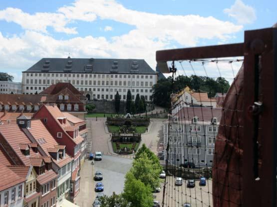 Schloss Friedenstein Gotha