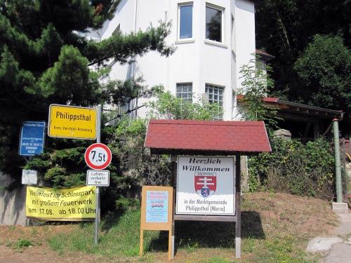 Grenzhaus Philippsthal