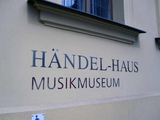 Händel-Haus Musikmuseum, Halle/Saale