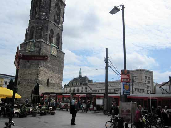 Roter Turm, Halle an der Saale