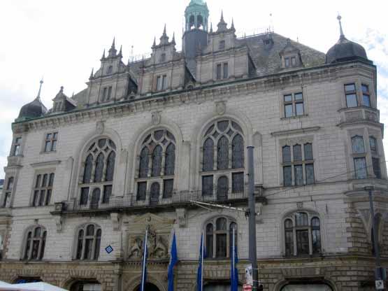 Die Stadtverwaltung