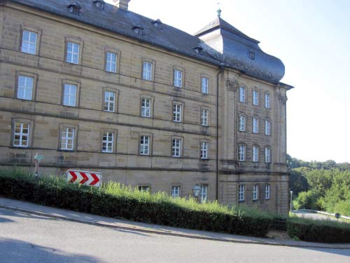 Heutige Hanns-Seidel-Stiftung