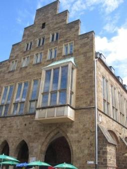 historisches Rathaus Minden