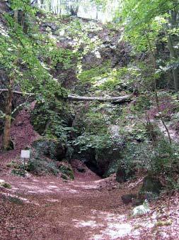 Höhle Eifel