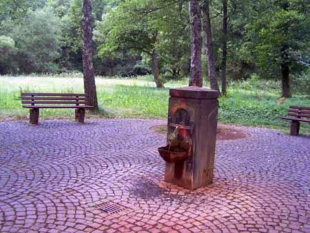 Hotzendrees Trinkbrunnen