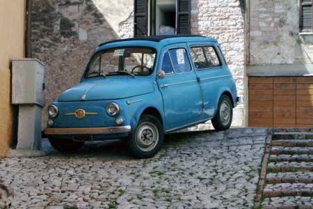 Italienische Automobile