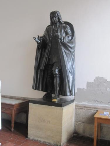 Denkmal Johann Sebastian Bach