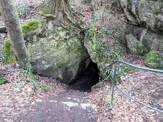 Kleine Kakushöhle