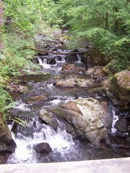 Kaskaden Wasserfälle Kyll