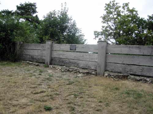 Keltische Burgmauer