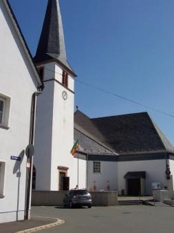 Kirche Manderscheid